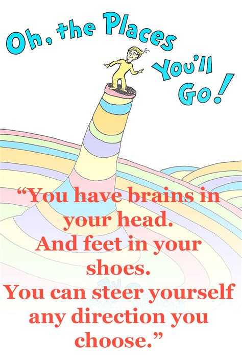 Places You Go oh the places you will go quote seuss oh the places you ll