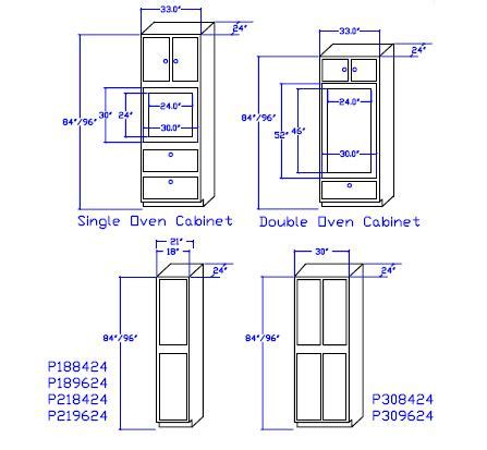 Pantry Sizes by Wall Cabinets Kitchen Dimension Best Home Decoration