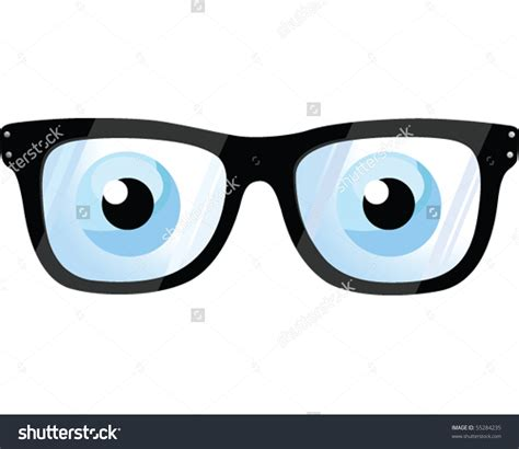 Cermin Mata Eagle Eye glasses and clipart clipart collection royalty
