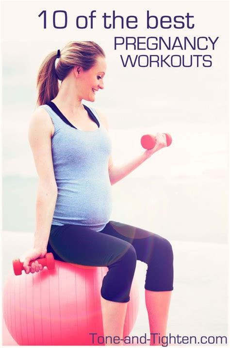 17 best ideas about third trimester workout on