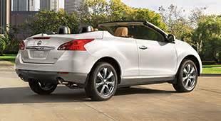 Nissan Cabriolet Nissan Murano Crosscabriolet Nissan Usa