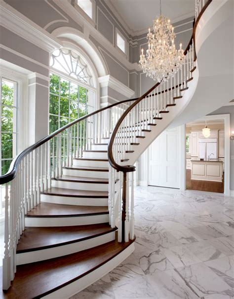 stairs designs for home lakeside home 1 traditional staircase milwaukee by
