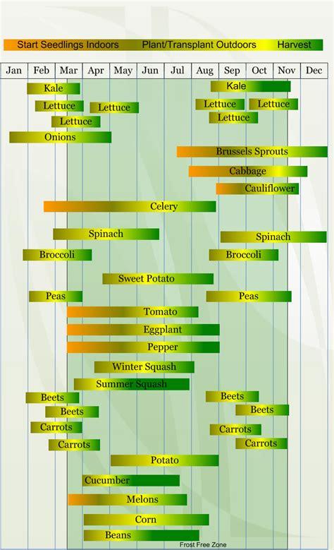 How To Start An Indoor Herb Garden From Seeds - zone 8 vegetable planting calendar vegetable planting calendar