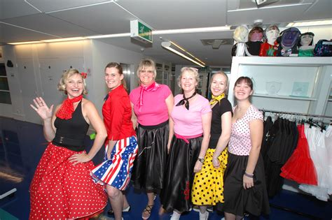 1950s themed events uk quot high school confidential quot 1950s themed ball with greggi g