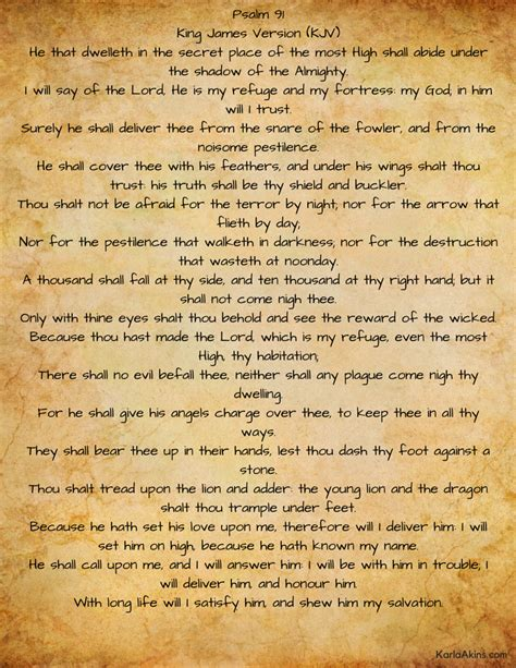 printable version psalm 91 the world is going to end in september 2015 karla akins