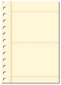 notepad template blank notepad cliparts co