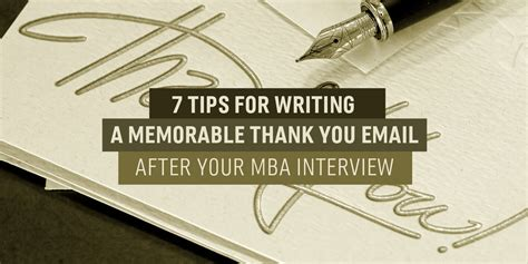 What To Do After Finishing Mba by Accepted 7 Tips For Writing A Memorable Thank You Email