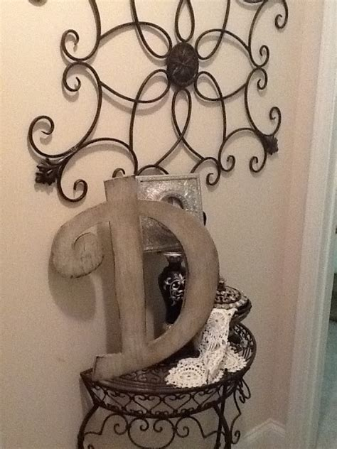 wooden letters home decor linmarie s antiqued wooden letters
