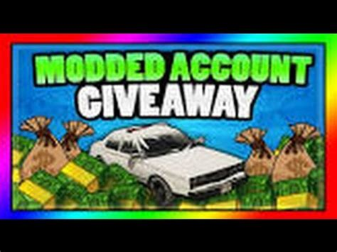 Gta 5 Giveaway - full download gta 5 modded account giveaway stats tbd great account