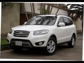 Hyundai Santa Fe Peru Vendido Hyundai Santa Fe 4x4 En El Golf De San Isidro