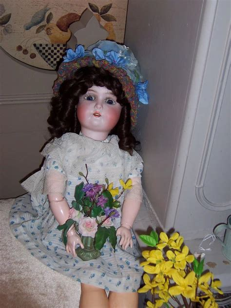 bisque doll marked special 24 quot german bisque doll marked quot aw special