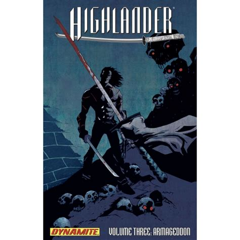 my highlander the highlanders volume 8 books highlander volume 3 armageddon tpb 365games co uk