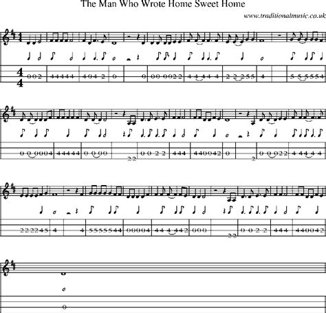 thesweethome sheets mandolin tab and sheet music for song the man who wrote