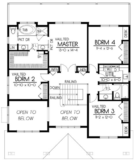 eplans bungalow house plan sitting pretty 2695 square bungalow 5 bedrooms house plan image of local worship