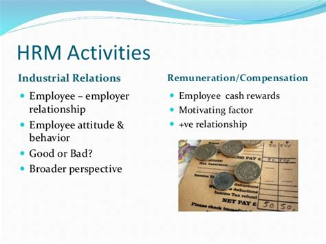 Industrial Relations In Hrm For Mba In Jntu Notes by Strategic Human Resource Management Shrm Mba 423 Human
