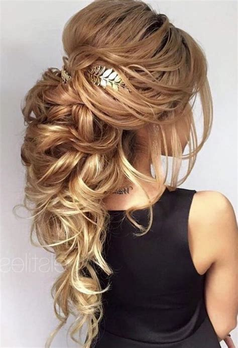Hairstyles To Wear To A Wedding by Hairstyles For Hair To Wear To A Wedding Pertaining