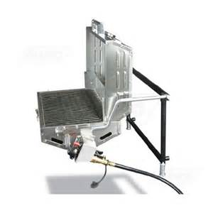 trailer gas grill rv mounted bbq trailer mounted bbq motorhome barbeque