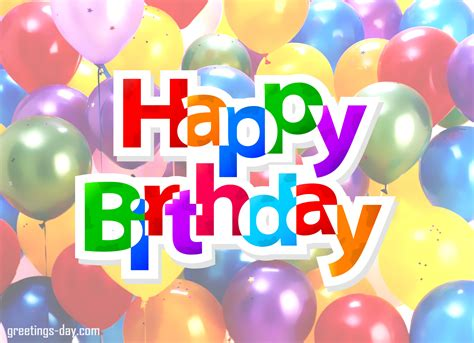 Animated Happy Birthday Wishes 4 U Animated Happy Birthday Wishes 4 U Www Imgkid Com The