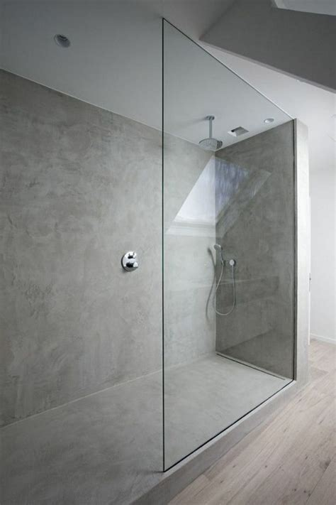 modern designs of glass wall shower room decorating