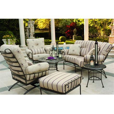 wrought iron patio furniture manufacturers patio furniture wrought iron