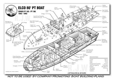 pt boat deck layout pontoon boat kits uk free sailing boat uk elco 80 pt
