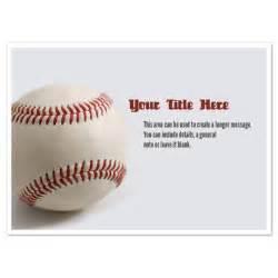 baseball invitation template baseball in shadow invitations cards on pingg