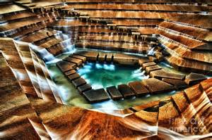 philip johnson water garden in fort worth