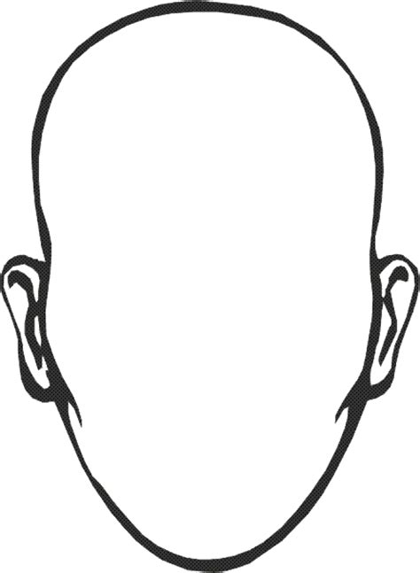 faces coloring pages
