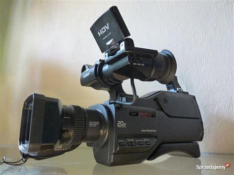 Kamera Sony Hd 1000 Kamera Cyfrowa Sony Hvr Hd 1000 Sprzedajemy Pl
