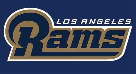 the rams free l a rams unveil new logo during news conference nfl