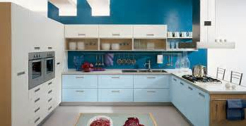 Blue Cabinets In Kitchen Blue Kitchens