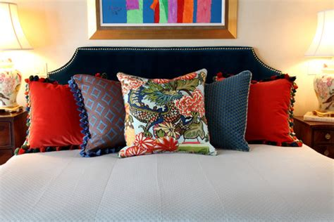 bed cushions how to match cushions like a pro