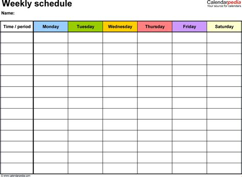 5 daily planner template word teknoswitch 5 daily schedule template pdf teknoswitch