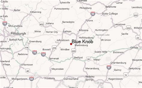 Blue Knob Mountain by Blue Knob Mountain Information