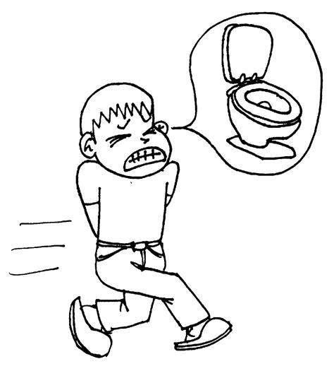 with diarrhea diarrhea