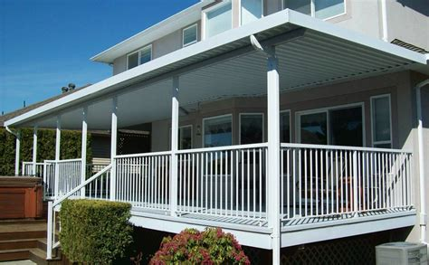 aluminum canopies and awnings aluminum canopies awnings cascade roofing