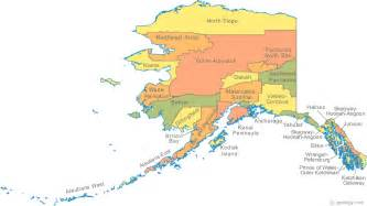 Map Alaska by Map Of Alaska
