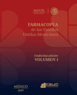 supplement 6 3 to the european pharmacopoeia order mexican pharmacopoeia buy mexican farmacopea