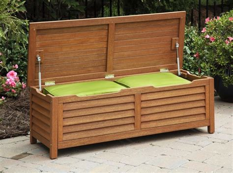 outdoor patio cushion storage bench outdoor cushion storage bench jen joes design best
