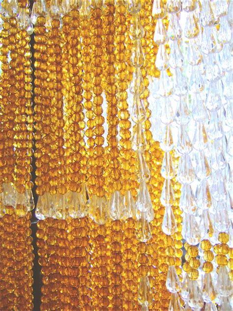 Acrylic Beaded Curtains Chagne Brown Acrylic Bead Curtain Memories Of A Butterfly Buy Beaded Curtain
