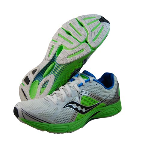 mens green running shoes saucony mens fastwitch 6 green running shoes 201852 ebay