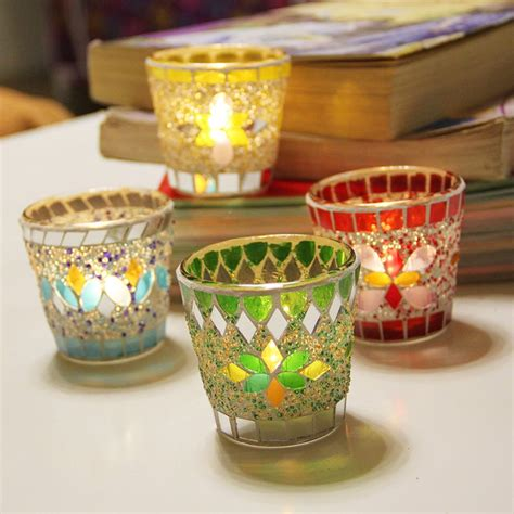 Votive Candle Holder Manufacturers by Mosaic Votive Glass Candle Holders Manufacturer