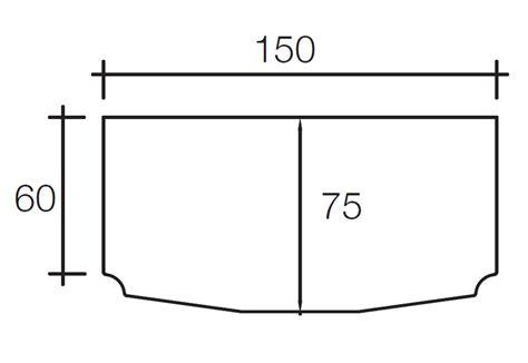 scrivania misure misure scrivania tavolo scrivania aries with misure
