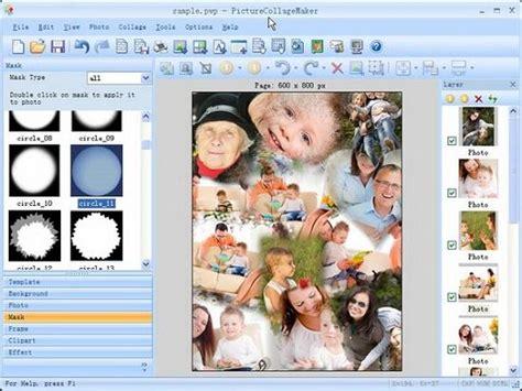 freie collage vorlagen um foto picture collage maker software pink lover