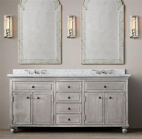 restoration hardware vanity lights light zinc vanity http restorationhardware