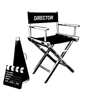 movie director chair clip art directors clipart clipground