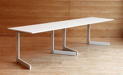 White OLA Folding Table   Fonda LaShay // Design