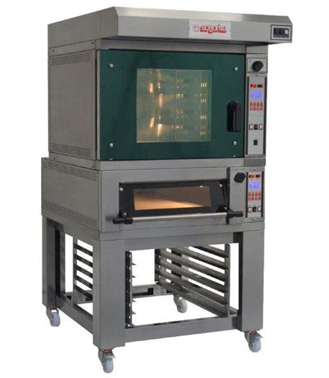 Oven Vicenza kombi convection static oven sottoriva