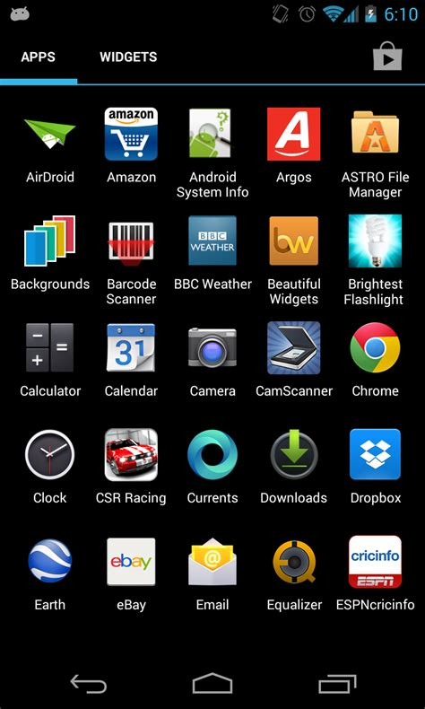Open App Android How To Open Installed Applications Page Android By