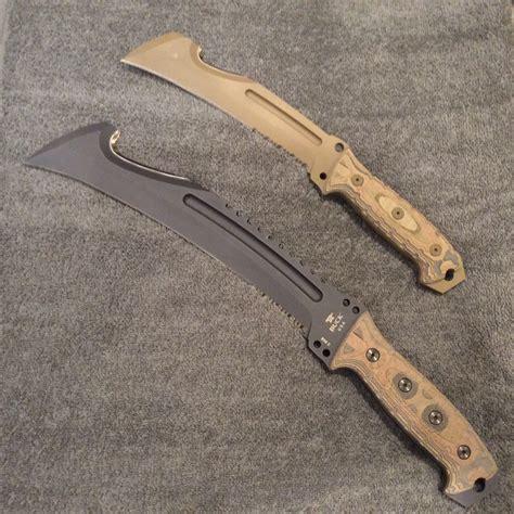 talon knife show 17 unifire half talon knife by buck knives